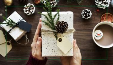Εταιρικά δώρα Χριστουγέννων από την εταιρεία Μπαξεβανίδης Α.Ε.