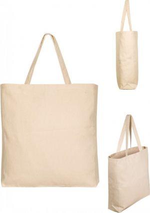 Υφασμάτινη τσάντα από την εταιρεία Μπαξεβανίδης Α.Ε.