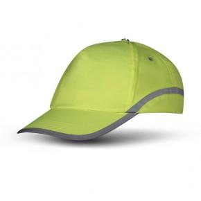 Αθλητικό διαφημιστικό καπέλο σε κίτρινο χρώμα από την εταιρεία Μπαξεβανίδης Α.Ε.