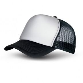Διαφημιστικό καπέλο σε μαύρη απόχρωση από την εταιρεία Μπαξεβανίδης Α.Ε.